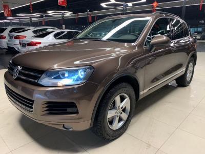 2012年5月 大众 途锐(进口) 3.0T 舒适型 汽油版图片