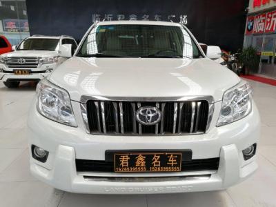 2012年5月 丰田 普拉多(进口) 2.7L 自动标准版图片