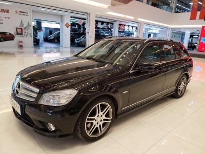 奔驰 奔驰C级  2010款 C300 3.0L图片