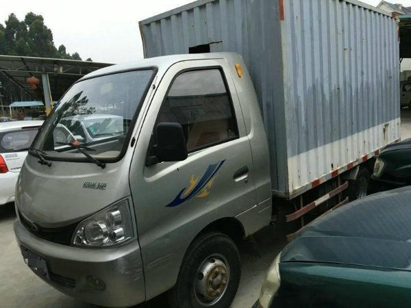 2年3月 二手黑豹 柴油 单排厢式小货车 2012年 旗舰J版 价格1.8万元