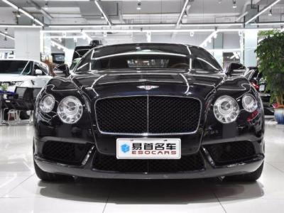 宾利 欧陆  GT V8 S 4.0T 尊贵版图片