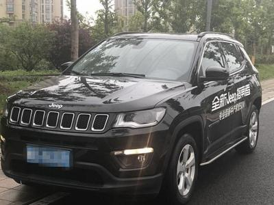 2017年3月 Jeep 指南者 200T 自动家享四驱版图片