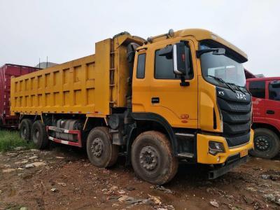 2018年4月 江淮格尔发前四后八自卸车,国五排放图片