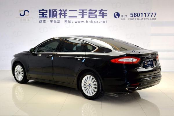 轿车 福特 长安福特 郑州二手蒙迪欧 近年二手蒙迪欧比较  基本配置