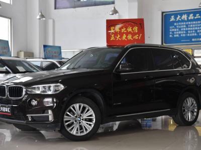 寶馬 寶馬X5  2014款 xDrive35i 豪華型