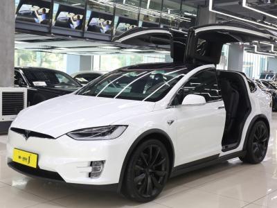 特斯拉 Model X  2016款 Model X P100D Performance高性能版