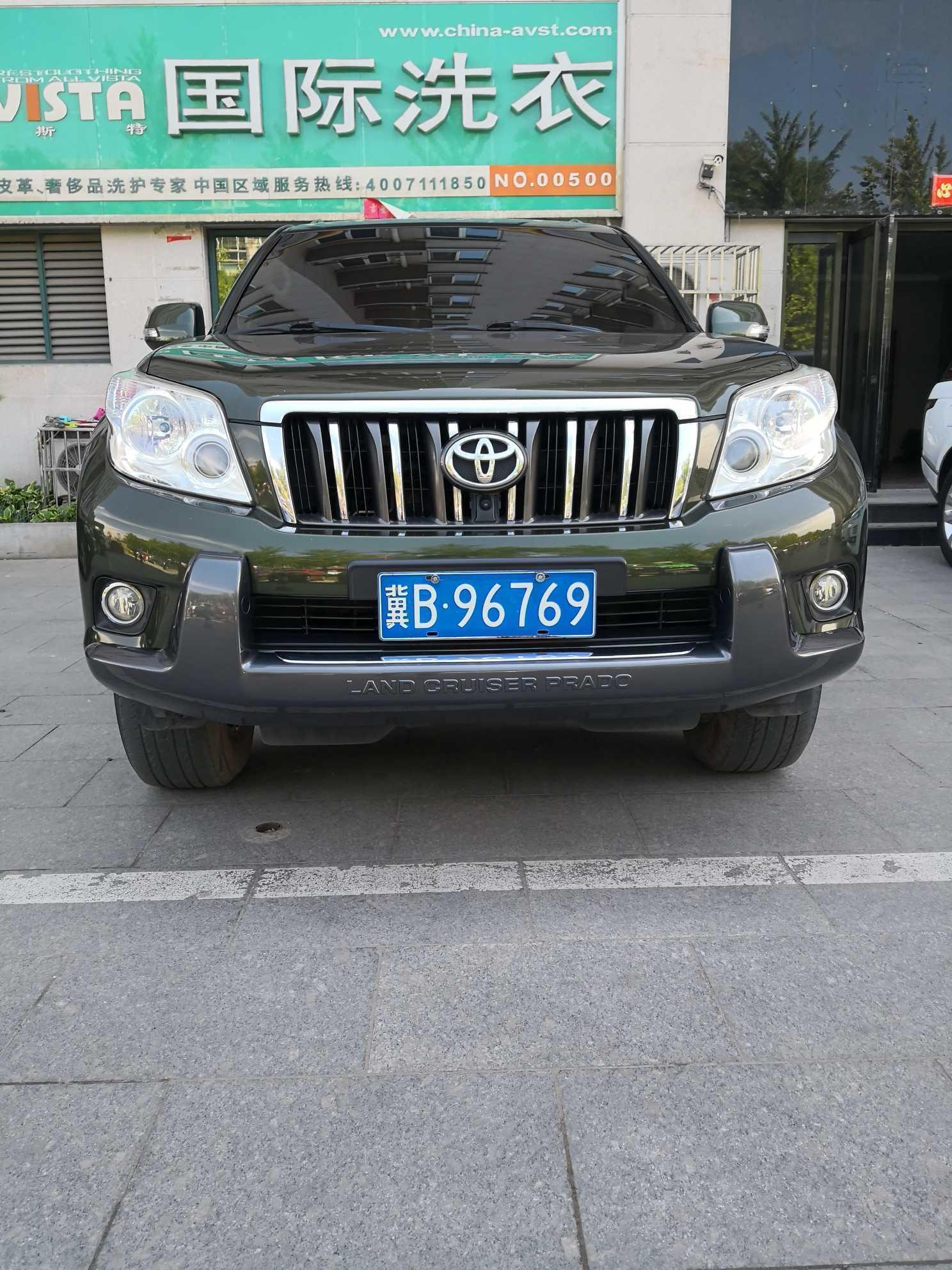 2011年5月 豐田 普拉多  2.7L 自動豪華版圖片