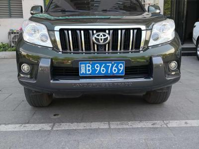 2011年5月 丰田 普拉多  2.7L 自动豪华版图片