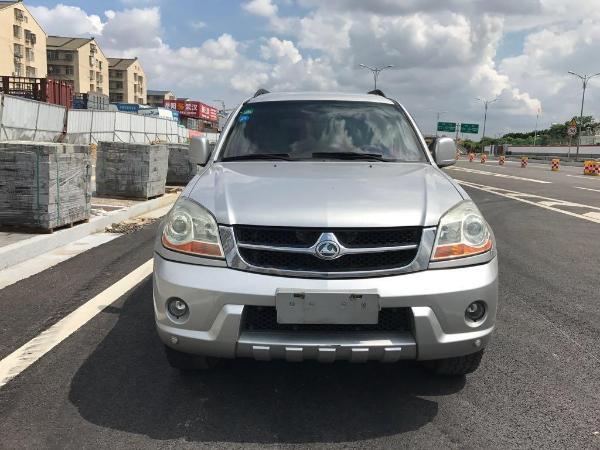 长丰 猎豹  CS6 2.4 四驱汽油舒适型