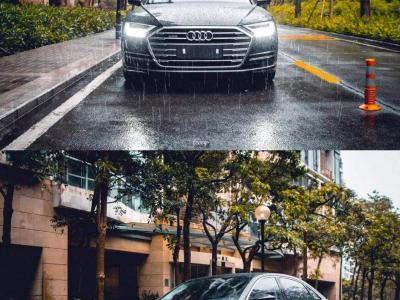 2018年5月 奥迪 奥迪A8(进口) A8L 55 TFSI quattro豪华型图片