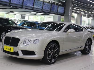 宾利 欧陆 4.0T GT V8  尊贵版