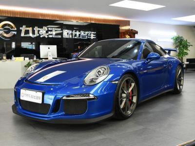2015年3月 保时捷 911 GT3 3.8L图片