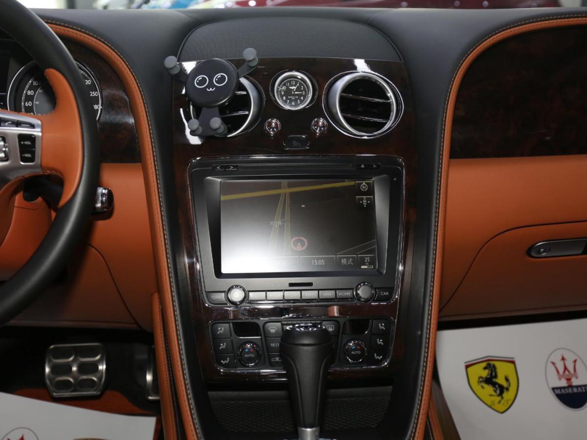 宾利 飞驰  2014款 4.0T V8 尊贵版图片
