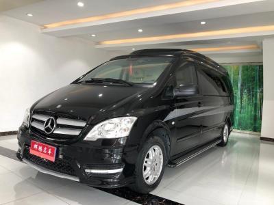 2014年2月 奔驰 威霆 3.0L 商务版图片