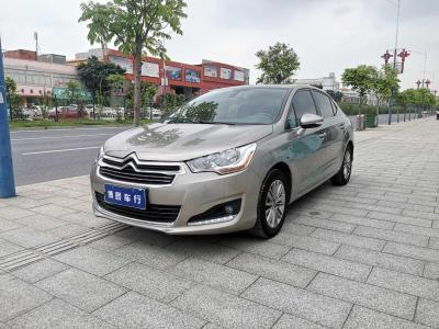 雪鐵龍 C4L  2016款 1.2T 自動領先型