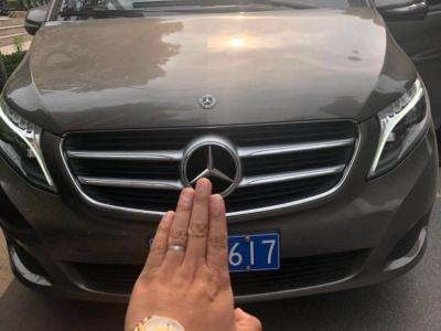 2018年6月 奔驰 V级 V 260 尊贵版图片