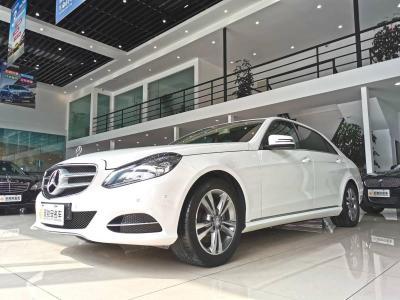 奔馳 奔馳E級  2013款 E 260 L CGI優雅型