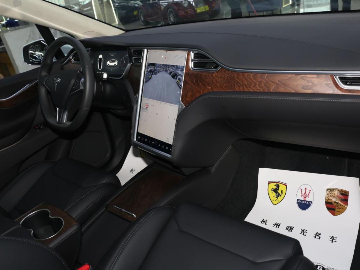 特斯拉 Model X 图片