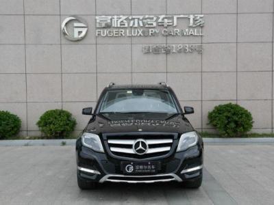 奔驰 GLK级  GLK300 4MATIC 3.0 豪华型图片
