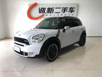 2013年3月 MINI COUNTRYMAN  1.6T COOPER S ALL4 滑雪版图片