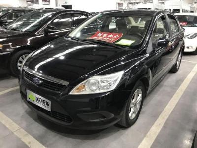 福特2009款 福克斯三厢 1.8 手动 舒适型图片