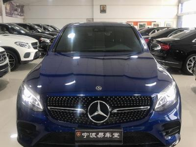 2019年1月 奔馳 奔馳GLC  GLC 260 4MATIC 轎跑SUV圖片