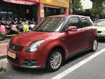 鈴木 雨燕  2013款 1.5L 自動標準版