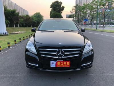 2011年6月 奔驰 奔驰R级(进口) R 300 L 豪华型图片
