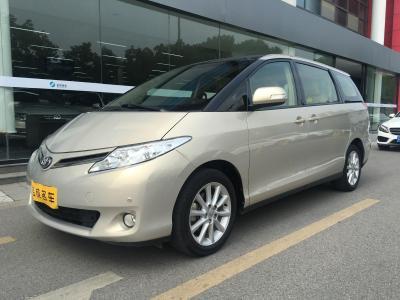 2013年9月 丰田 普瑞维亚(进口) 2.4L 7人座豪华版图片