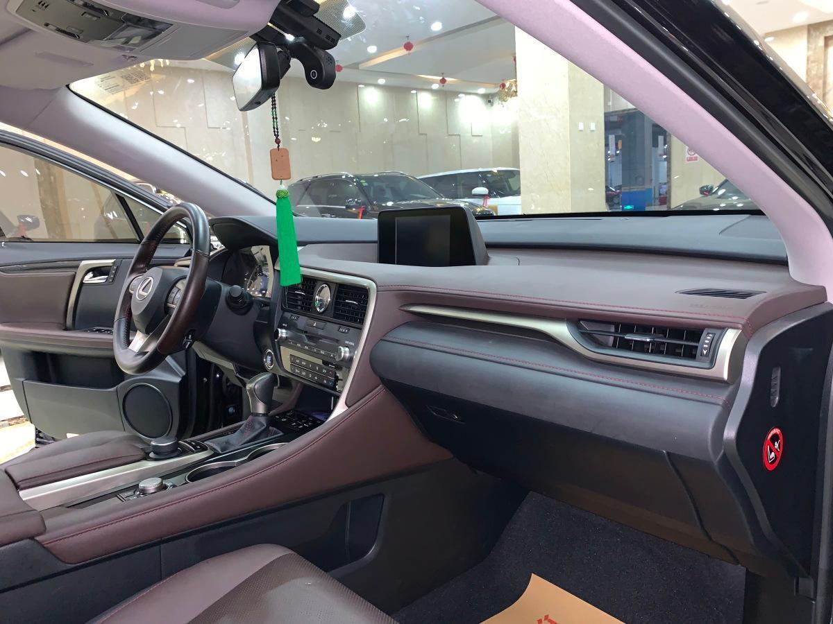 雷克萨斯 RX  2016款 300 两驱舒适版 国V图片