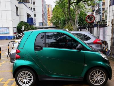 smart fortwo  2013款 1.0 MHD 硬顶冰炫特别版图片
