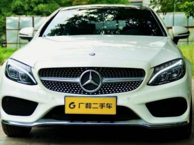 奔驰 C级 C200 4MATIC Coupe 2.0T图片