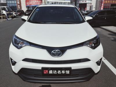 2019年5月 丰田 RAV4荣放 2.0L CVT两驱先锋版 国V图片