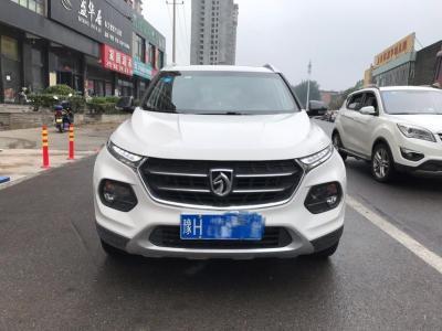 2017年6月 宝骏 510 1.5L 自动豪华型图片