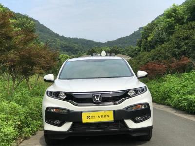 2019年5月 本田 XR-V 1.8L EXi CVT舒适版图片