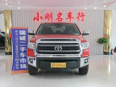 2011年6月 丰田 坦途  5.7 标准型图片