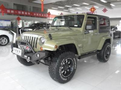 Jeep 牧马人  3.6 两门 Sahara图片