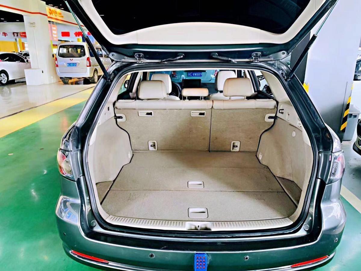 马自达 马自达6  2006款 Wagon 2.3L 自动型图片