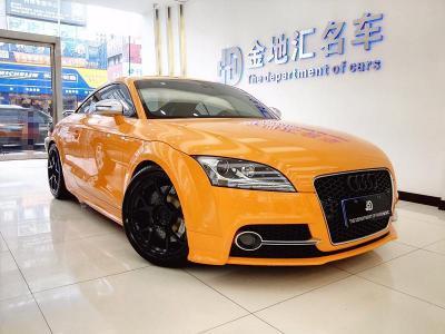 奧迪 奧迪TTS  2013款 TTS Coupe 2.0TFSI quattro