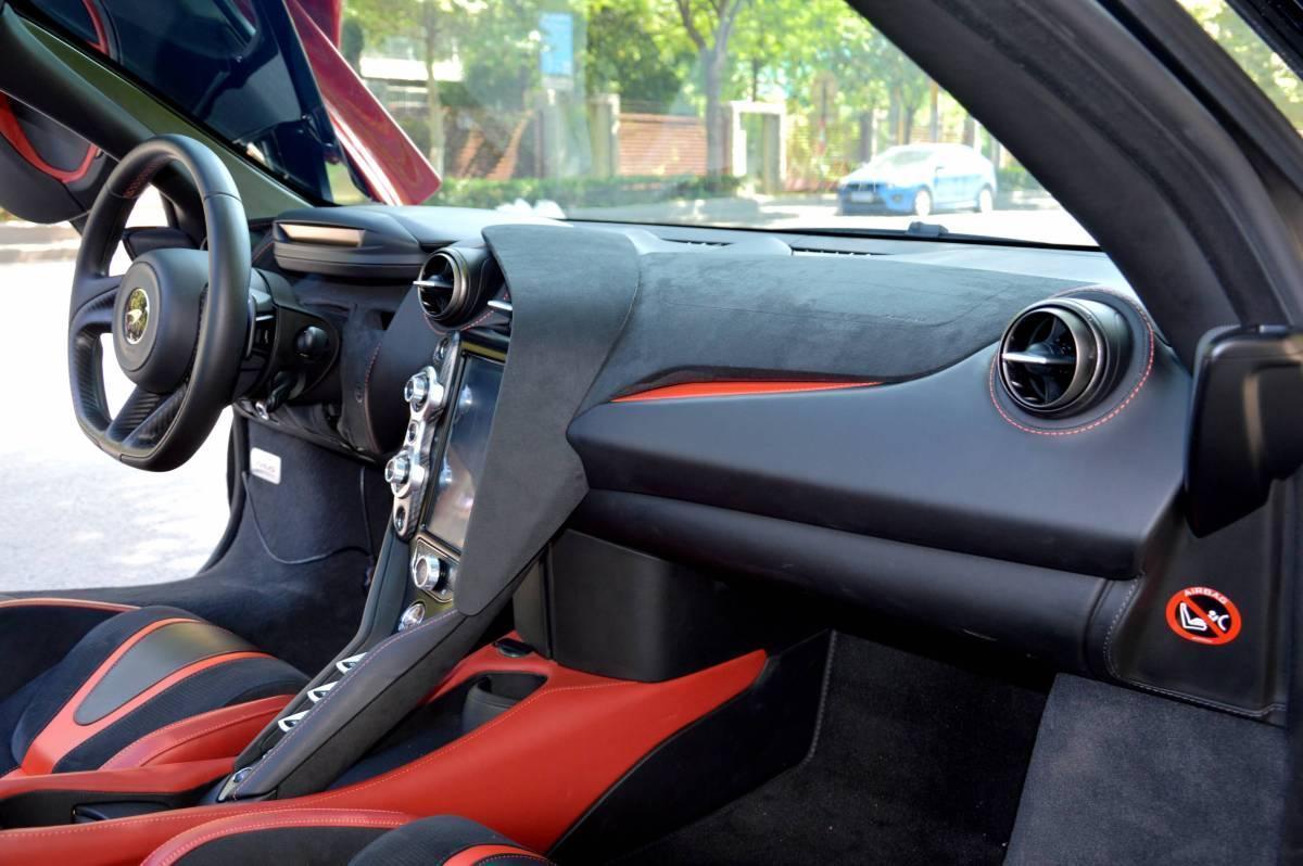 迈凯伦 720S  2019款 4.0T Coupe图片
