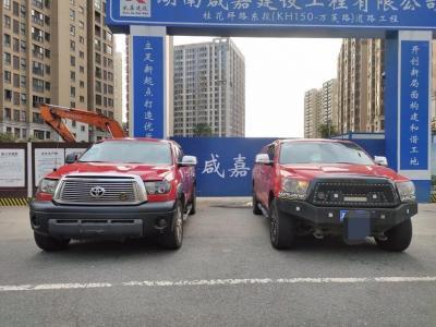 豐田 坦途  2011款 5.7 標準型圖片