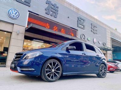 奔馳 奔馳B級  2012款 B 200圖片