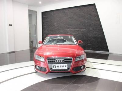 Audi 奥迪A5  2009款 2.0TFSI coupe图片