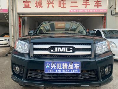 江铃 宝典  2016款 2.8T新超值柴油两驱标货豪华型JX493ZLQ4G