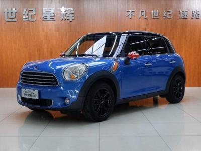 2012年2月 MINI COUNTRYMAN 1.6L ONE圖片