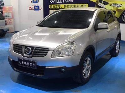 2009年5月 日產 逍客 20S火 CVT 2WD圖片
