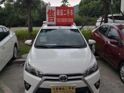 丰田 YARiS L 致炫  2016款 1.5G 自动劲速天窗版图片