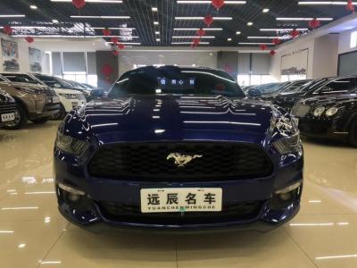 2016年2月 福特 Mustang(进口) 美规版图片