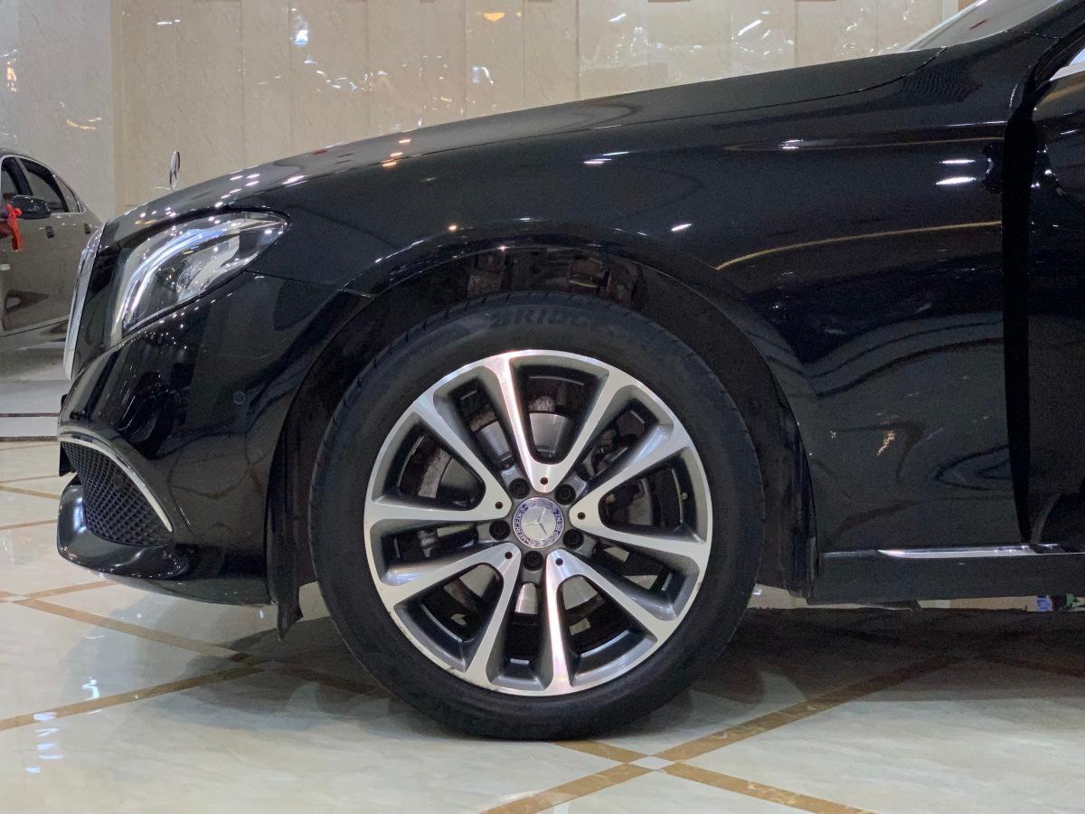 奔驰 奔驰E级  2016款 E 200 L图片