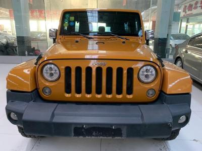 2014年7月 Jeep 牧马人(进口) 3.0L Sahara 四门版图片